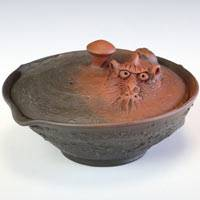 Tokonameyaki Dragon Houhin, Shiboridashi by Motozo, 100cc Pure Hand-made in Japan, Gaiwan