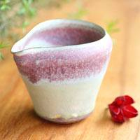 Ceramic Green Tea Yuzamashi 180ml, Pottery Water Cooler, Yuzamashi , Hand-made by Nobuhito Nakaoka