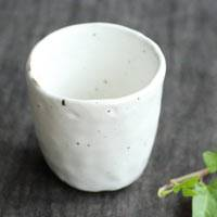 Small yunomi teacup 50ml, made by Emi Masuda