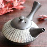 Shuho(deceased), Japanese Tokonameyaki fukamushicha kyusu 310ml, sencha kyusu, green tea teapot