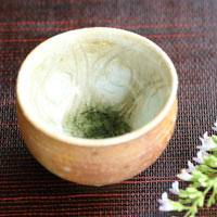 Small Tea Cup 30ml, Wood-fired Pottery Cup, Hand-made by Kenji Kojima, Japanese Igayaki