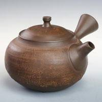 Toju, Japanese Authentic Green Tea Teapot, Tokonameyaki 290ml, Send Directly to Your House