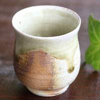 Manabu Minamide, Japanese Igayaki Wood-fired Sencha-cup, Small Cup 70ml, Tea Cup, Sake Cup