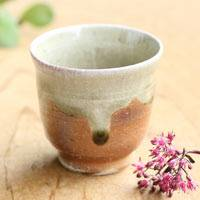 Manabu Minamide, Wood-fired Japanese Igayaki Small Yunomi, Green Tea Cup, Senchawan 100ml
