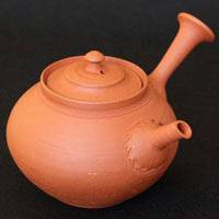 Japanese Tokonameyaki shudei(red clay) teapot 210ml, Sou Yamada, direct shipping from Japan