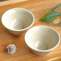 Yohei Konishi, senchawan 40-50ml, small teacup for premium sencha, gyokurocha, chinese tea